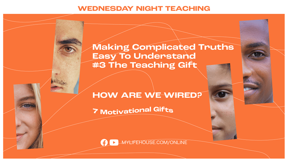 Making Complicated truths simple. The Teaching Gift